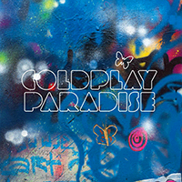 Paradise single artwork