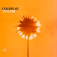 Yellow single artwork
